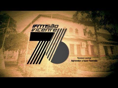 76 anos do IFMT São Vicente - história