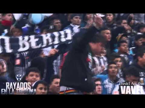 Con bombo y bandera La Adiccion Mty vs Nacional - La Adicción - Monterrey