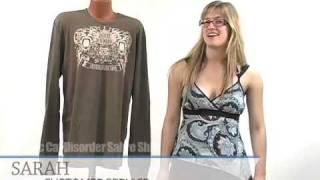 9. Arctic Cat Disorder Sabre Shirt