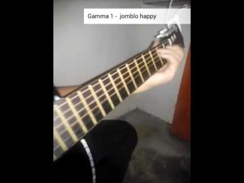 Jomblo happy cover by acerafpanjang