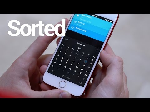 Sorted Review: Best Scheduling App!