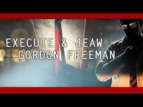 Execute & Jeaw - Gordon Freeman