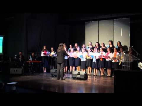 Νεανική Χορωδία Καλλιτεχνήματα - Μελωδίες Γιορτή στο Κερατσίνι - Στίχοι Μουσική Σταυρούλα Ζώρζου