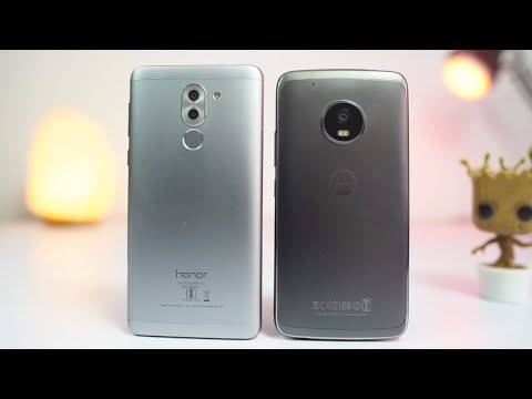 Honor 6X vs Moto G5 Plus Speed Test and Memory Management Test