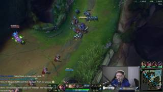 http://www.reddit.com/r/leagueoflegends/comments/5yvlts/destiny_loses_two_draven_axes_back_to_back_in/     https://clips.twitch.tv/CogentHelpfulArmadilloSwiftRage