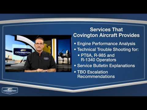 Customer Support at Covington Aircraft