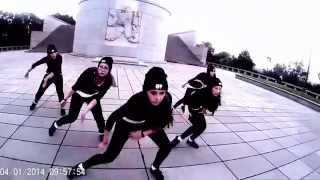 BT Unite JVK ''DopeWalk''
