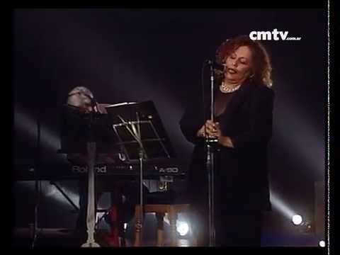 Maria Creuza video Eu sei que vou te amar - CM Vivo 2000