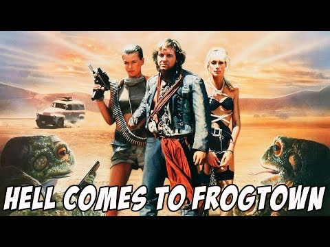 Hell Comes To Frogtown Blu Ray Review Arrow Video