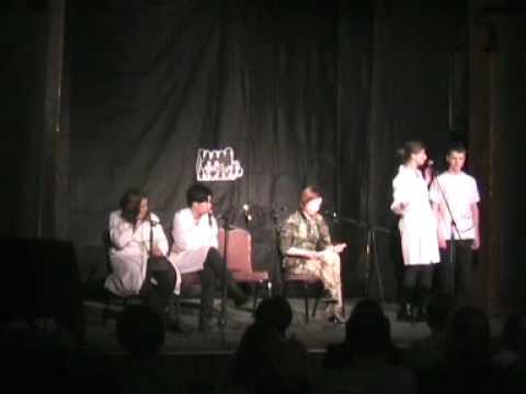 Kabaret Tłum - Komisja wojskowa