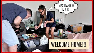 Video TIME TO UNPACK!! PAALAM AMERICA! + NAKAKA MISS ANG AUSTRALIA ❤️ | rhazevlogs MP3, 3GP, MP4, WEBM, AVI, FLV Desember 2018