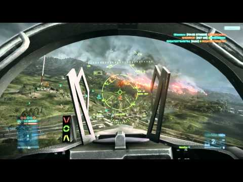 Battlefield 3 - Caspian Border Gameplay