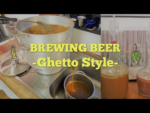 , title : 'Making Beer at Home With Minimum of Equipment'