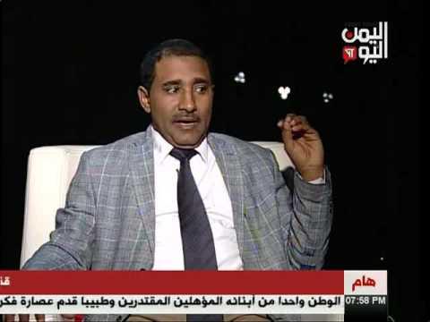 وجهة نظر مع الاستاذ احمد القرشي 14 1 2017