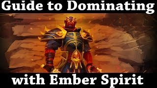 Video Noob's Guide to Dominating with Ember Spirit MP3, 3GP, MP4, WEBM, AVI, FLV Mei 2019