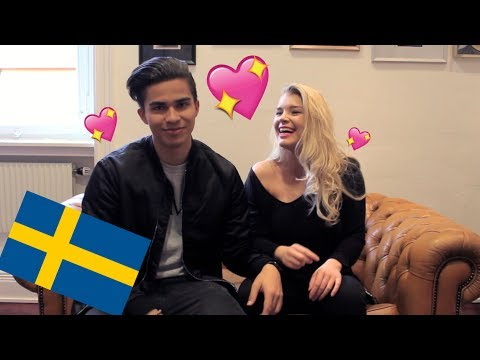 THE SWEDEN TEST with Alex Aiono (видео)
