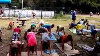 Ромашка, лето 2014 (видео №6)