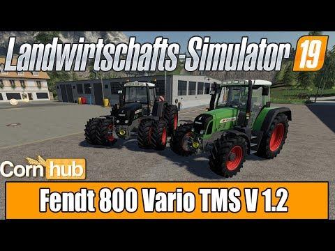 Fendt 800 Vario TMS v1.2.0.1
