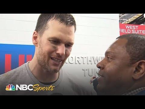 Video: Tom Brady says Patriots