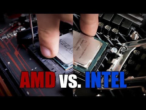 Intel or AMD... Which Should You Choose? | Gaming/Editing Benchmarks & Value Assessment