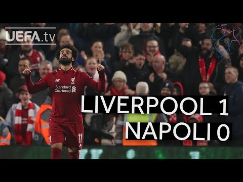 LIVERPOOL 1-0 NAPOLI #UCL HIGHLIGHTS