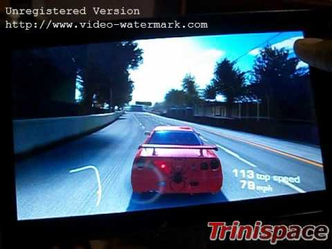 Real Racing 3 on Alcatel OT Pixi3 7 8056 Tab