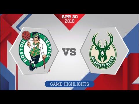 Boston Celtics vs Milwaukee Bucks Game 3: April 20, 2018
