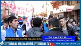 Zeytinburnuspor Taraftarı Stadın Ermenilere Verilmesini Protosto Etti