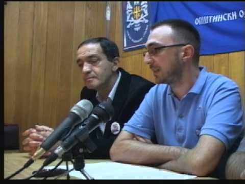 Čačanski radikali o odlaganju presude Vojislavu Šešelju