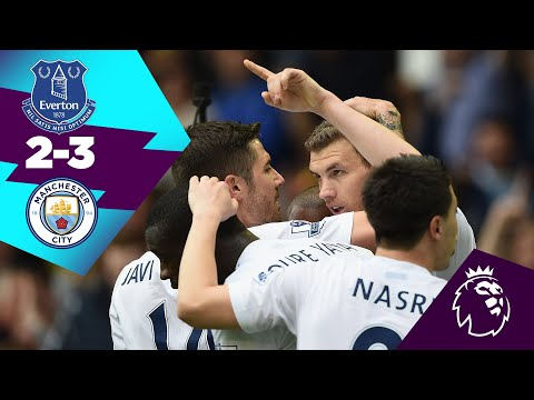EVERTON 2-3 MAN CITY HIGHLIGHTS | DZEKO FTW! | On This Day 3rd May 2014