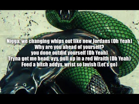 Future & Young Thug - Patek Water Feat. Offset (LYRICS)
