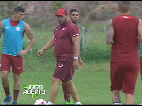 [JOGO ABERTO PE] Náutico de olho na liderança do Campeonato Pernambucano
