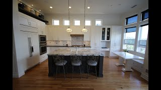 Transitional Custom Design Build Kitchen Remodel Newport Coast Orange County