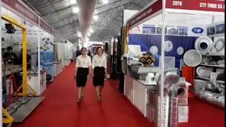 Hội chợ triển lãm Quốc tế VIETBUILD 2018 - Day 1
