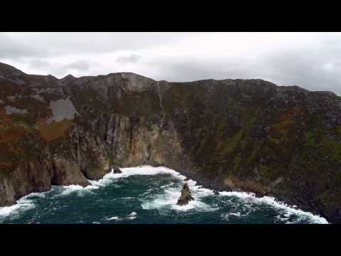 County Donegal Drone Video