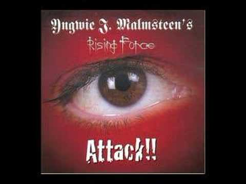 Yngwie Malmsteen - Attack!! lyrics