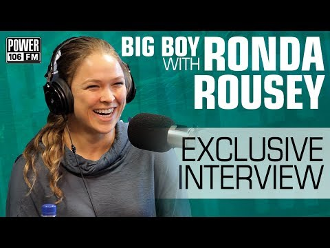 Could Ronda Rousey Take Floyd Mayweather?