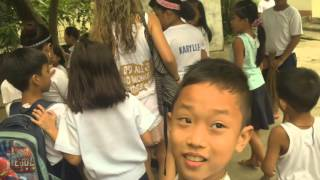 Balanga Philippines  city images : Visiting an elementary school in Balanga, Philippines