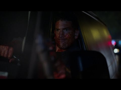 Marvel's The Punisher Season 2 First scene [1080p]