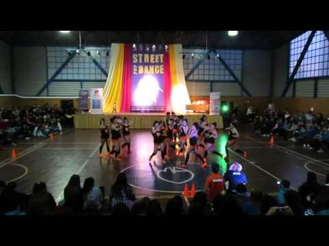 Diamond Jackson - STREET & POP DANCE - COLEGIO MARÍA AUXILIADORA (видео)