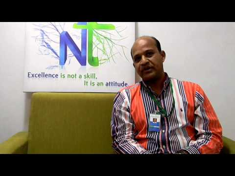 CEO of Matrhbharti and NicheTech