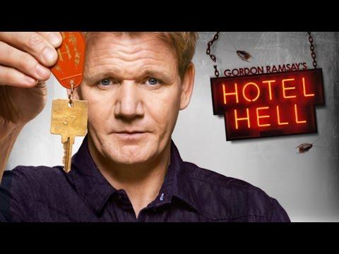 Hotel Hell S03E01 Angler's Lodge