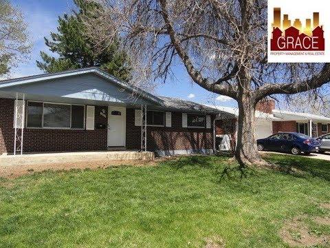 Denver Homes for Rent 3BR/2BA - 4303 W Roanoke Pl, Denver by Grace Property Management & Real Estate