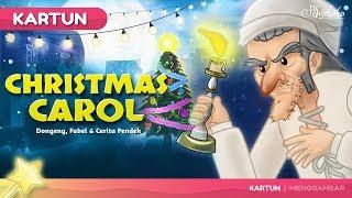 Video A Christmas Carol Kartun Anak - Dongeng Bahasa Indonesia MP3, 3GP, MP4, WEBM, AVI, FLV Juli 2018