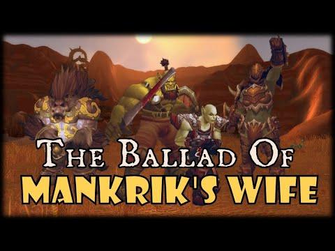 Sharm ~ The Ballad of Mankrik's Wife