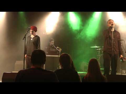 Irfan live at Gothic Fantasy Fair 2012 - Matawa (Dead Can Dance cover)