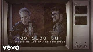 Aleks Syntek - El Ataque de las Chicas Cocodrilo (Lyric Video) ft. David Summers