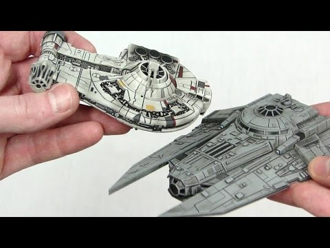 Wave x - MBG Reviews the new Wave 5 Ships from X-wing Miniatures Star Wars YT-2400 Outrider, and the Decimator http://spikeybitsblog.com/category/x-wing Get up to 30%...