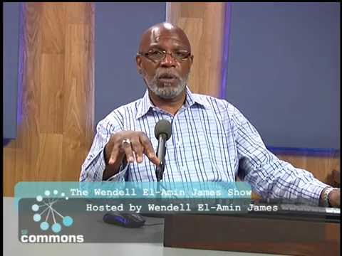 What the wendell El-amin James Show is really about