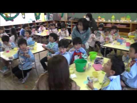 笠間 友部 ともべ幼稚園 子育て情報「しあわせ講座 永久歯対策」